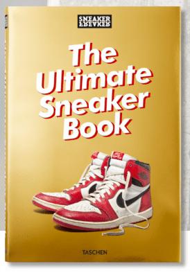 Book Sneakers Tashen