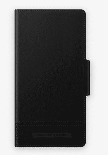 Coque porte-feuille noir Ideal of Sweden