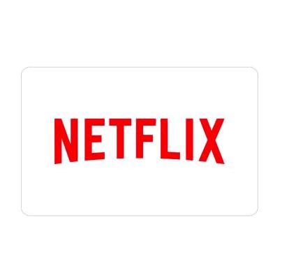Netflix e-abonnement 50€ Fnac