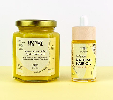 The Honey Glow Pack- Madu Beecare