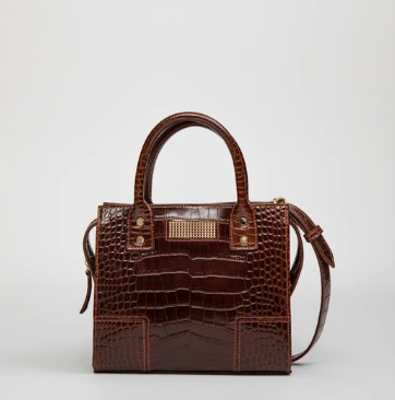 sac girly chocolat - Clio Goldbrenner