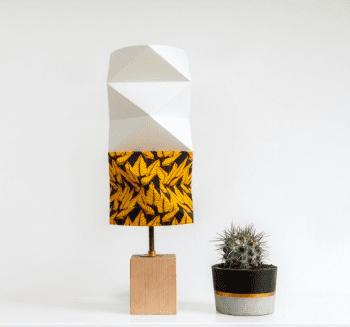 Lampe en origami - Kami Lights