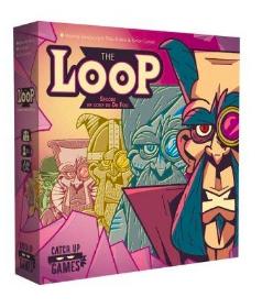 Jeux de société Loop - Foxe et compagnie