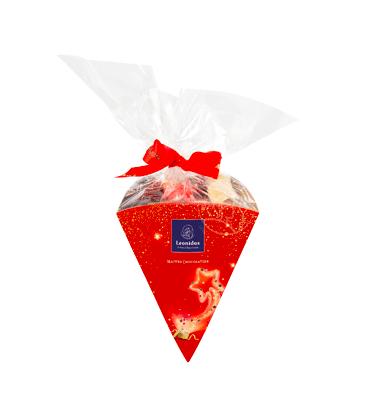 Cône chocolat Léonidas