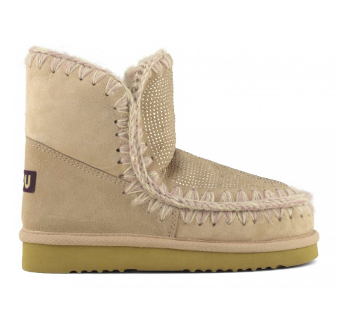 Chaussures Mou beige- Mou