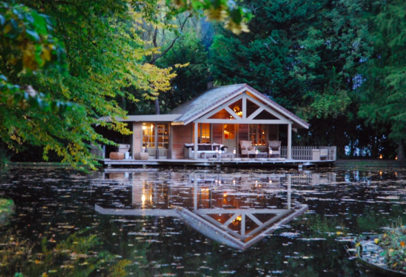 La cabane de Poupette-Pepite d'amour