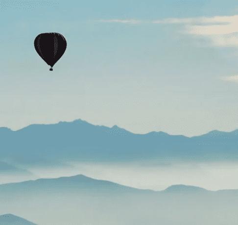 Vol en mongolfière - les raffineurs