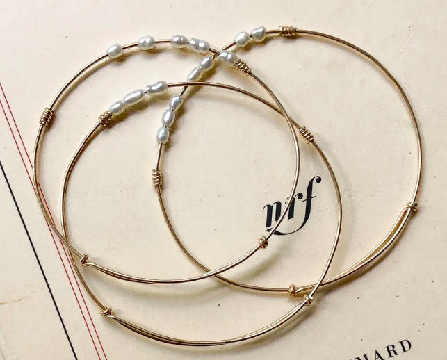 Bracelet avec perles - Seven seas