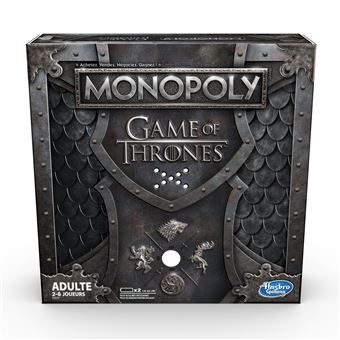 Monopoly Game of Thrones Fnac