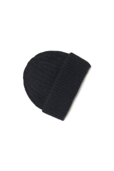 Bonnet noir - No concept Store