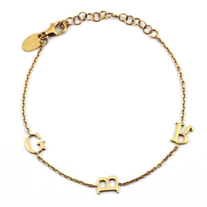 Bracelet personnalisable - Lea rose jewelry