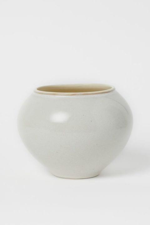 Vase en céramique H&M