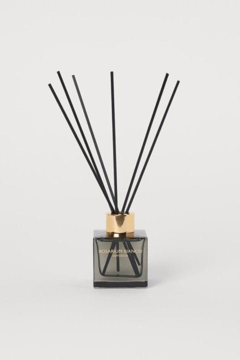 Parfum d'ambiance noir H&M