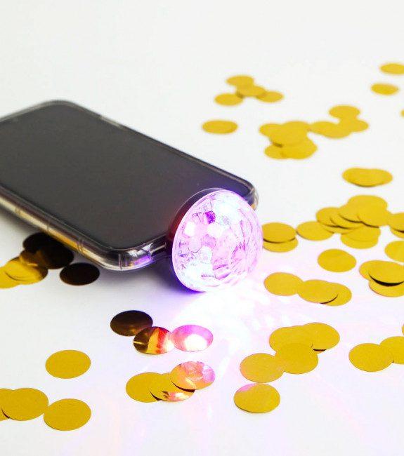 Lumière boule de disco pour Iphone l'Avant-gardiste