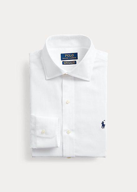 Chemise blanche Ralph Laurent