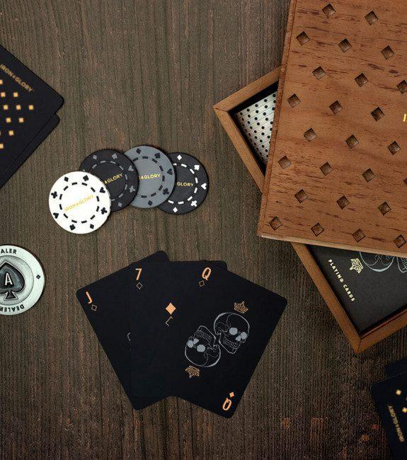 Set de Poker Premium l'Avant-gardiste