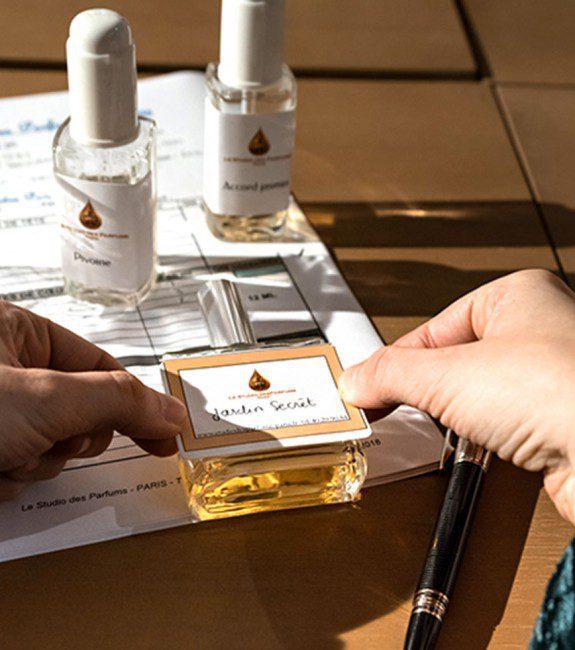 Composer votre parfum à deux - l'avant gardiste