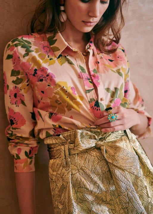 chemise sezane