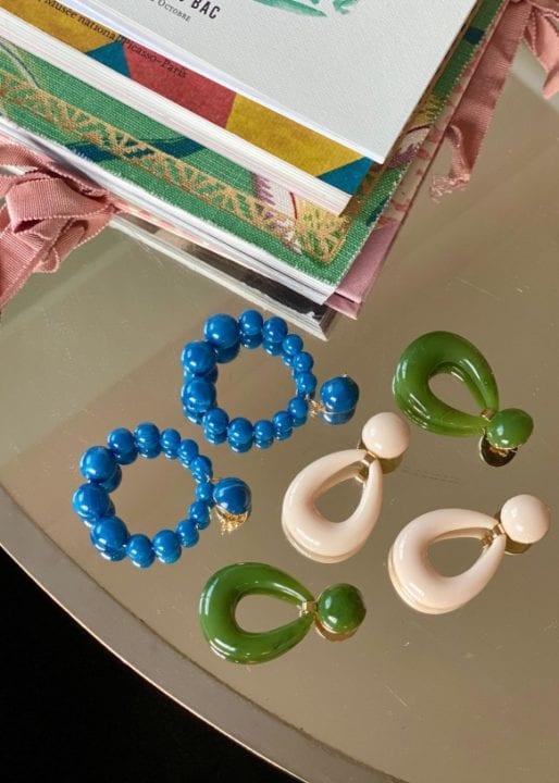 Boucles d'oreilles Mila Sezane