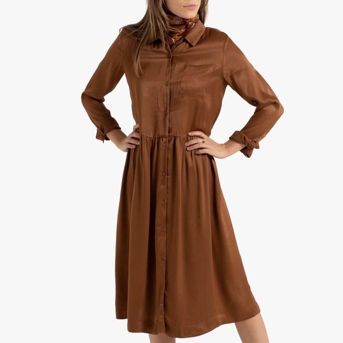 robe marron