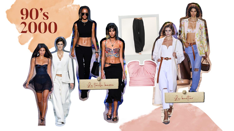 tendance mode printemps ete style 90-2000