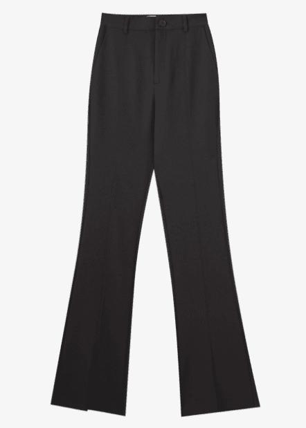 Pantalon classique noir P&B