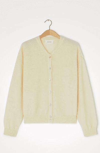 Gilet jaune pale american vintage