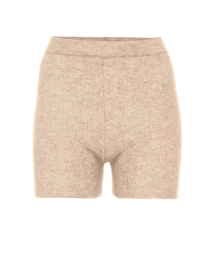 Micro short taupe Jacquemus luxe
