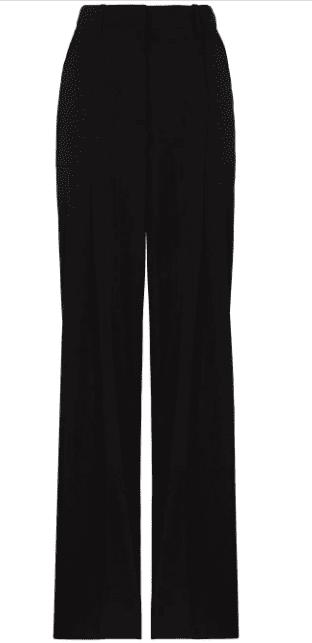 Pantalon costume noir Stella McCartney LUXE