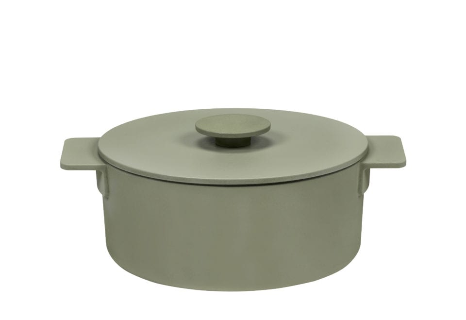 Cocotte Surface : Ø 23 cm - Tous feux dont induction - Serax Made In Design