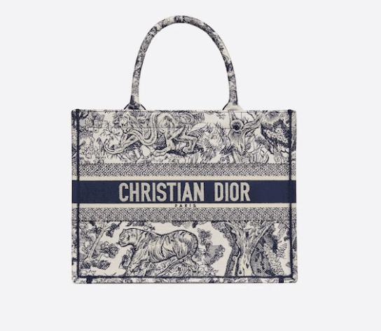 Dior tote bag Astrology