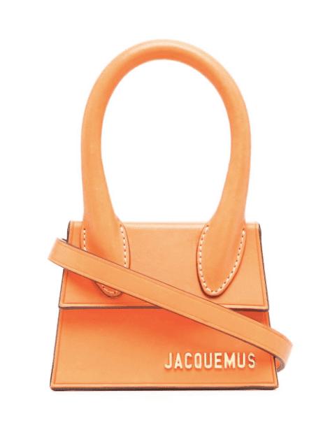 Sac tiny orange chiquito Jacquemus