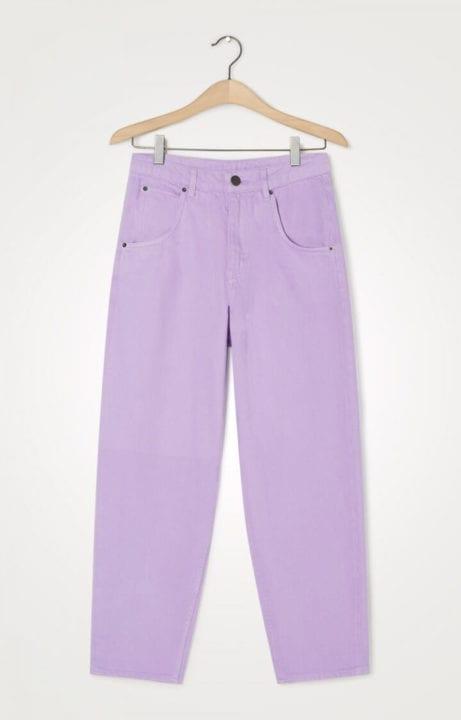 Jeans lila American Vintage