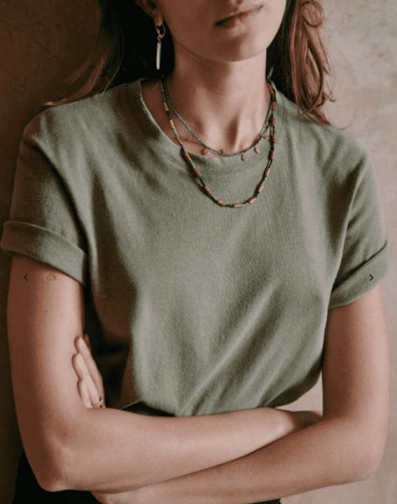 T-shirt Martha Sezane