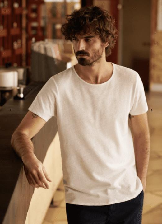T-shirt Martin Sezane