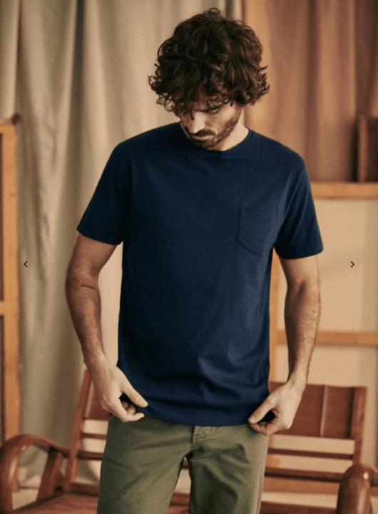 T-shirt Sonny Homme Sezane