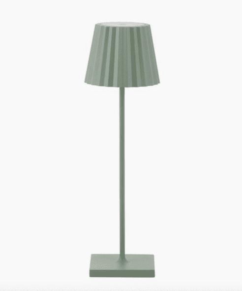 Lampe à poser d'extérieur LED mobile intensité variable Trellia - Westwing