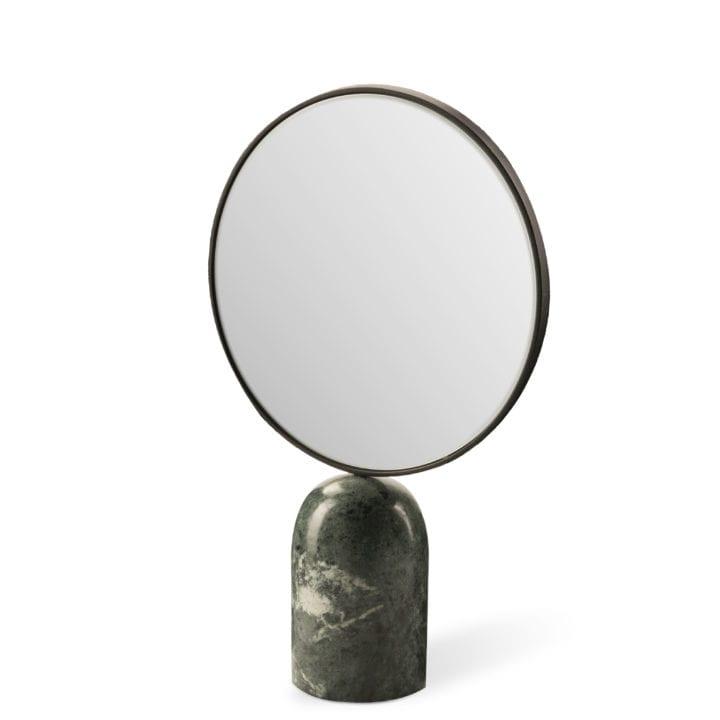 Miroir à poser Round - Marbre ) Pols Pottent - Made In Design - Wishlist Mai 2021