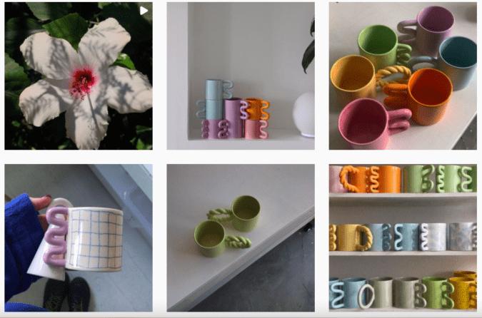 Tasses Studio Palu - Instagram