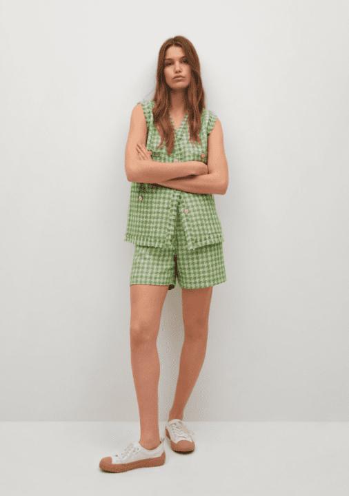 robe vert