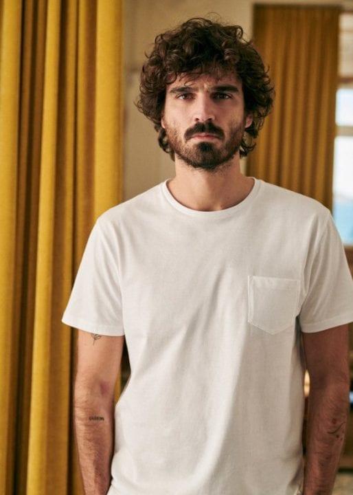 t-shirt sonny blanc