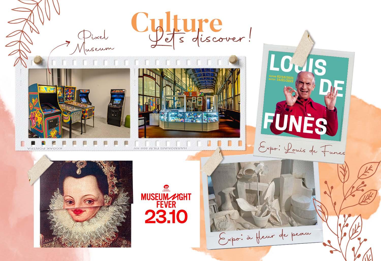 expositions Bruxelles octobre