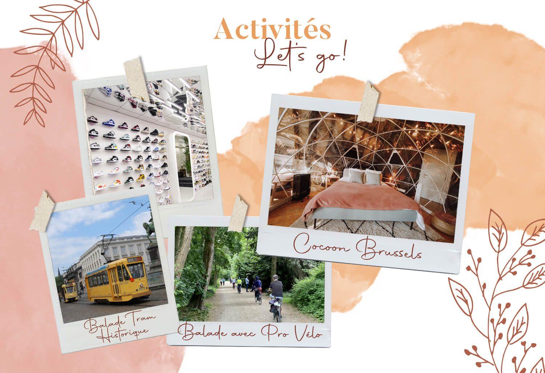 activités octobre Bruxelles